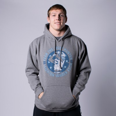 Spirit of the Wolf Heavyweight Hoodie