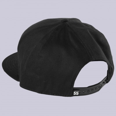 PVC Seal Patch 7-Panel Flatbill