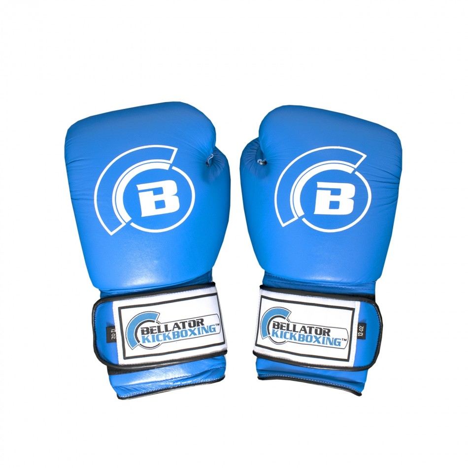 Bellator Boxing Gloves - Blue