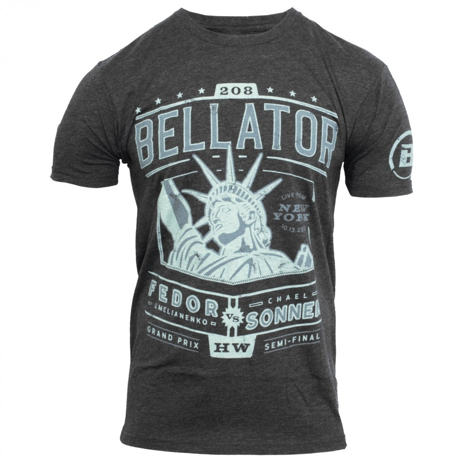 BELLATOR 208: FEDOR VS. SONNEN EVENT T-SHIRT