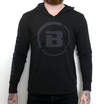 Blackout Icon Triblend Hoodie