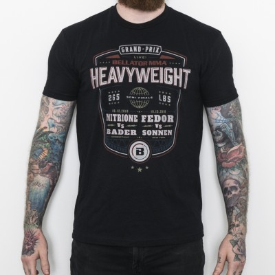 BELLATOR HEAVYWEIGHT GRAND PRIX SEMI FINAL TEE