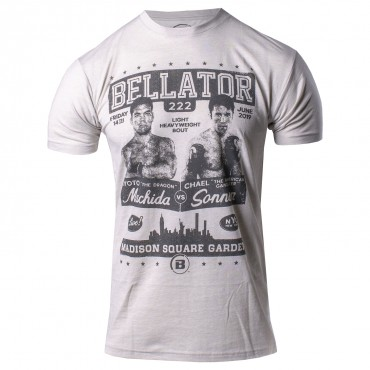 Bellator 222 Fight Poster Tee