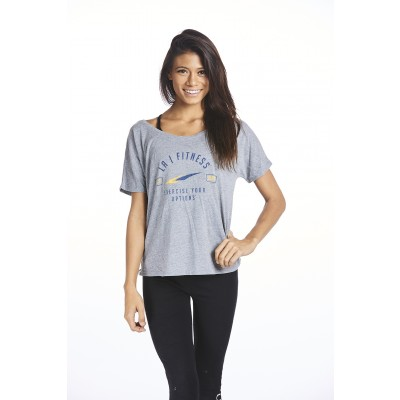Established Slouchy Tee