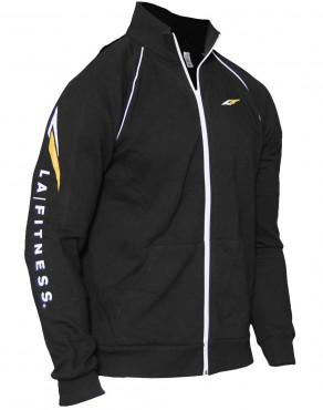 FITTED TRACK JACKET