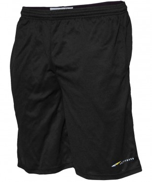 ATHLETIC MESH SHORT