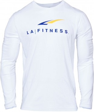 LONG SLEEVE FITTED TEE